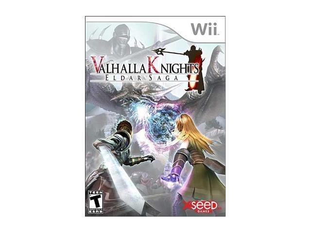 Valhalla Knights: Eldar Saga Wii Game