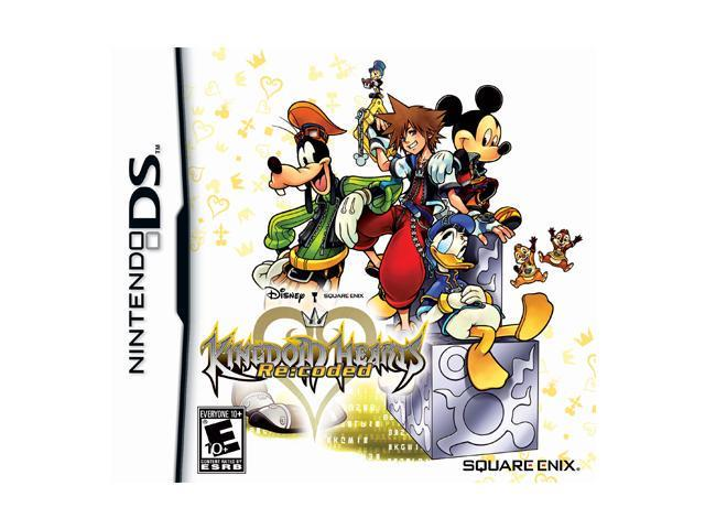 Kingdom Hearts: Re:coded Nintendo DS Game