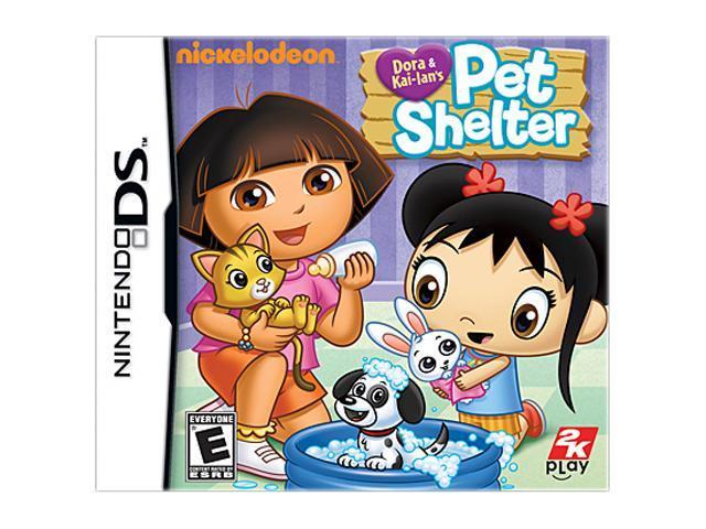 Dora & Kai-Lans: Pet Shelter Nintendo DS Game
