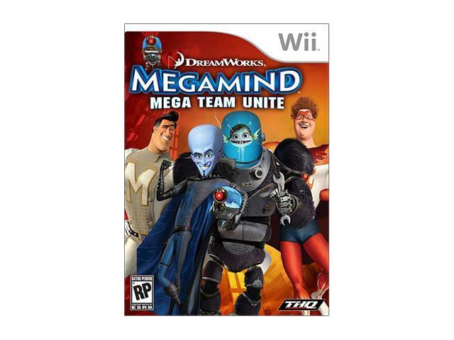 Megamind Wii Game