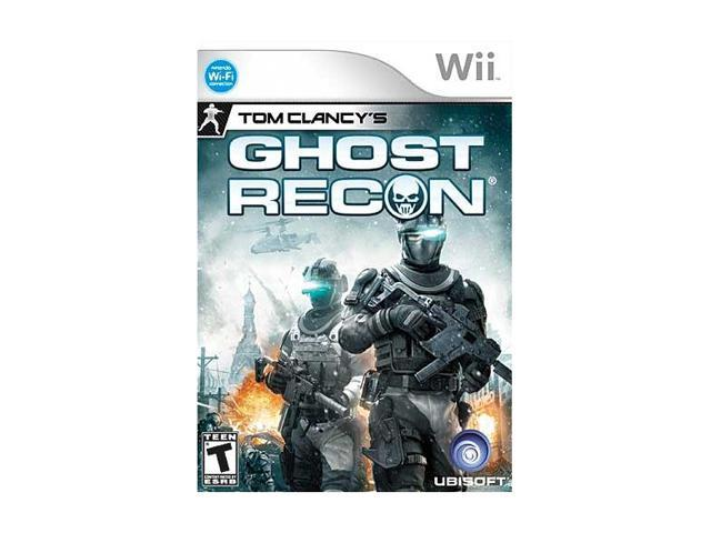 Ghost Recon: Future Soldier Wii Game