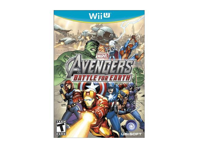 Marvel Avengers: Battle for Earth Wii U Games