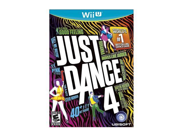 Just Dance 4 Wii U Games
