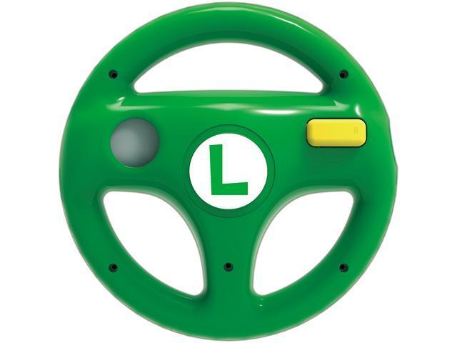 HORI Mario Kart 8 Racing Wheel Luigi
