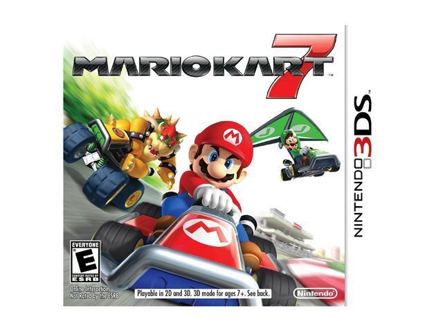 Mario Kart 7 3DS Nintendo 3DS