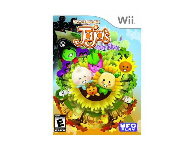 Smart Series: Jaja's Adventure Wii Game