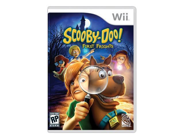 Scooby Doo: First Frights Wii Game
