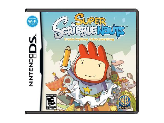Super Scribblenauts Nintendo DS Game