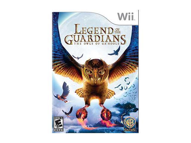 Legend of Guardians: Owls Ga'Hoole Nintendo DS Game