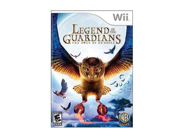 Legend of Guardians: Owls Ga'Hoole Wii Game