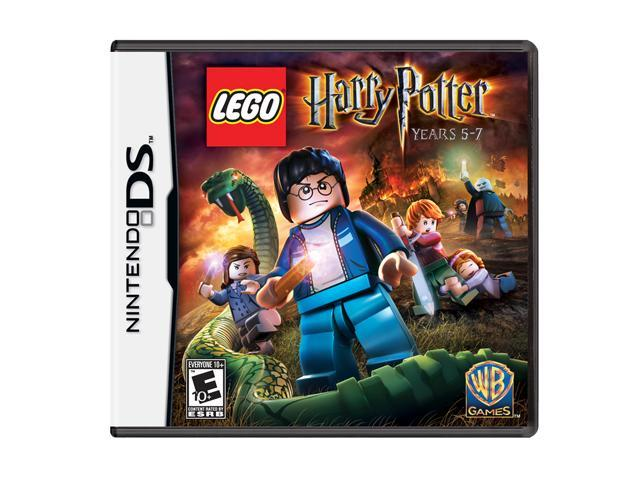 Lego Harry Potter: Years 5-7 Nintendo DS Game