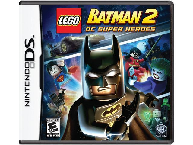 Lego Batman 2: DC Super Heroes Nintendo DS Game