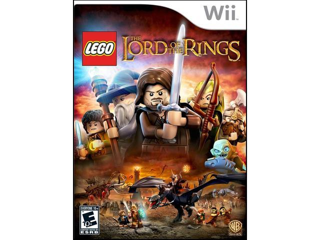 Lego; The Lord Of The Rings