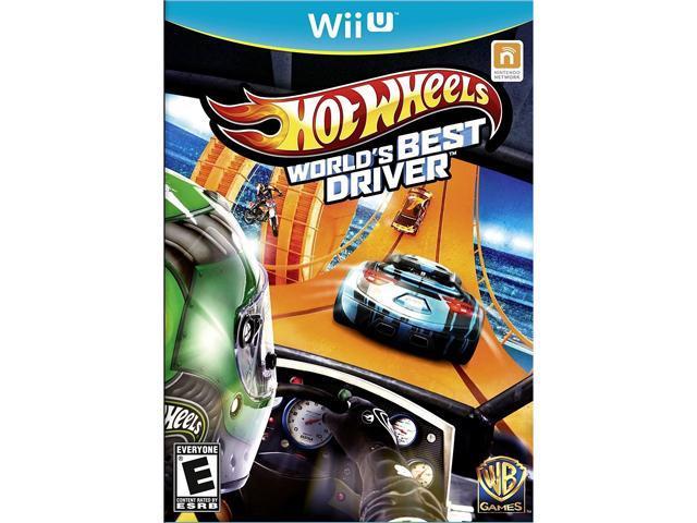 Hot Wheels: World's Best Driver Wii U Game