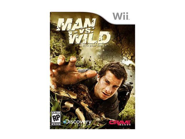 Man Vs Wild Wii Game