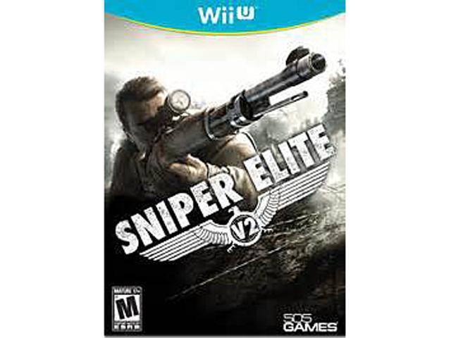 Sniper Elite V2 Wii U Game