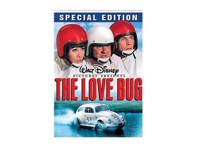 The Love Bug (Special Edition) (1969 / DVD) Dean Jones, Michele Lee, David Tomlinson, Buddy Hackett, Joe Flynn