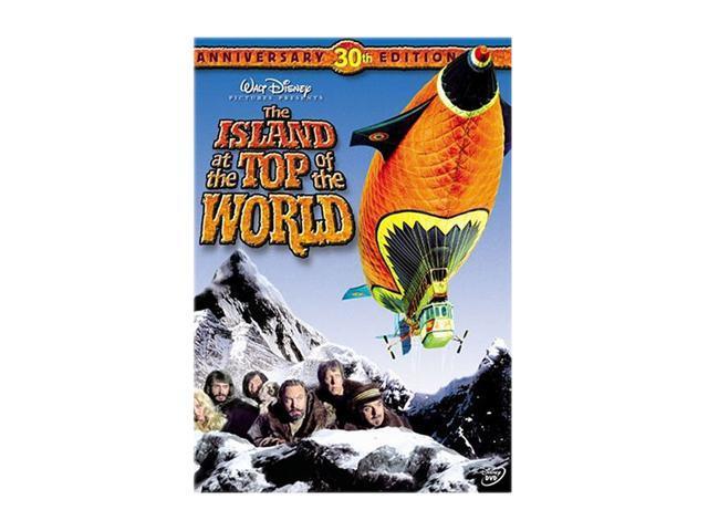 The Island at the Top of the World (1974 / DVD) David Hartman, Donald Sinden, Jacques Marin, Mako, David Gwillim