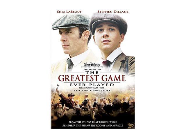 The Greatest Game Ever Played (2005 / DVD) Shia LaBeouf, Stephen Dillane, Elias Koteas, James Paxton, Tom Rack