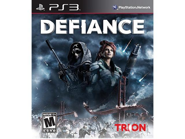 Defiance PS3 Game