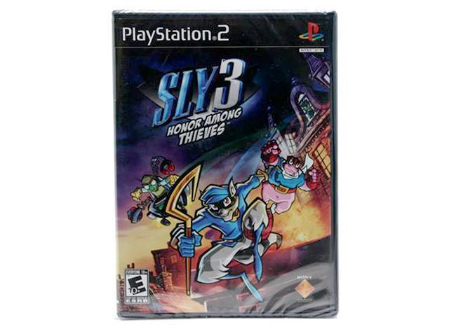 Sly 3: Honor Among Thieves Game