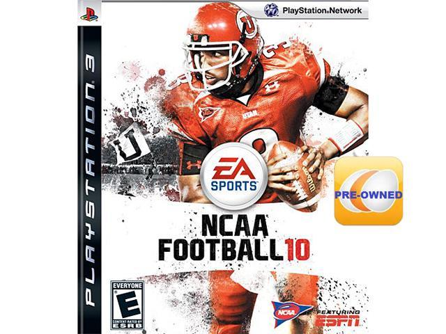 Pre-owned NCAA Football 10 PS3
