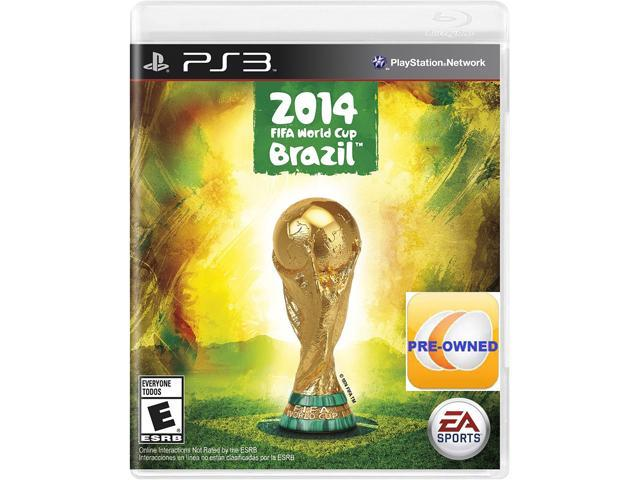 Pre-owned 2014 FIFA World Cup Brazil PS3