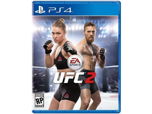 EA Sports UFC 2 - PlayStation4