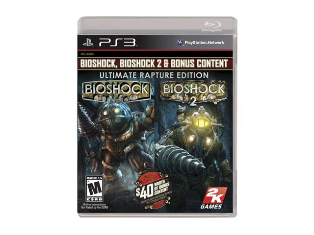 BioShock Ultimate Rapture Edition Playstation3 Game
