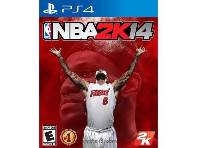 NBA 2K14 for Sony PS4