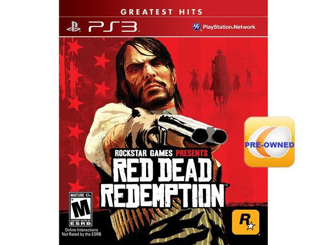 PRE-OWNED Red Dead Redemption PS3