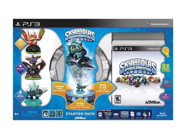 Skylanders Spyro's Adventure Pack Playstation3 Game