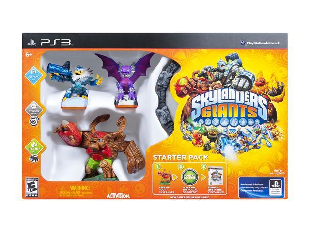Skylander Giants Starter Kit Playstation3 Game