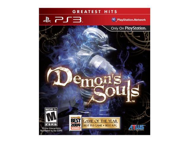 Demon's Souls Playstation3 Game