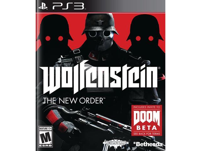 Wolfenstein: The New Order PS3