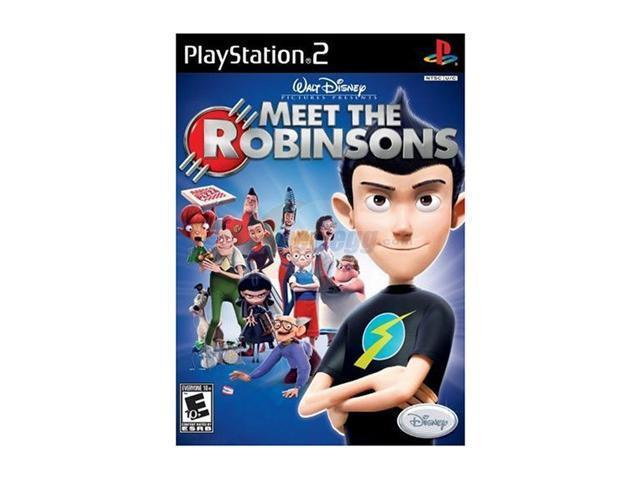 Meet the Robinsons Game