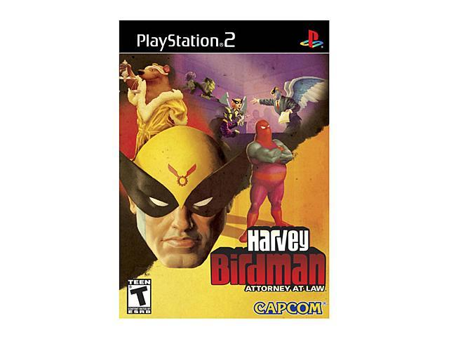 Harvey Birdman: Attorney at Law Game