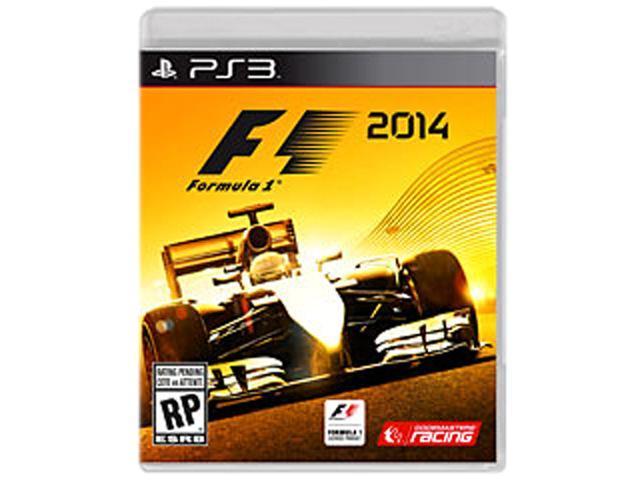 F1 2014 PlayStation 3