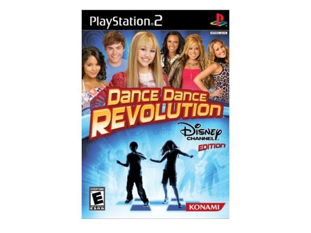 Dance Dance Revolution: Disney Channel Game