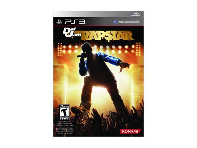 Def Jam Rapstar Playstation3 Game