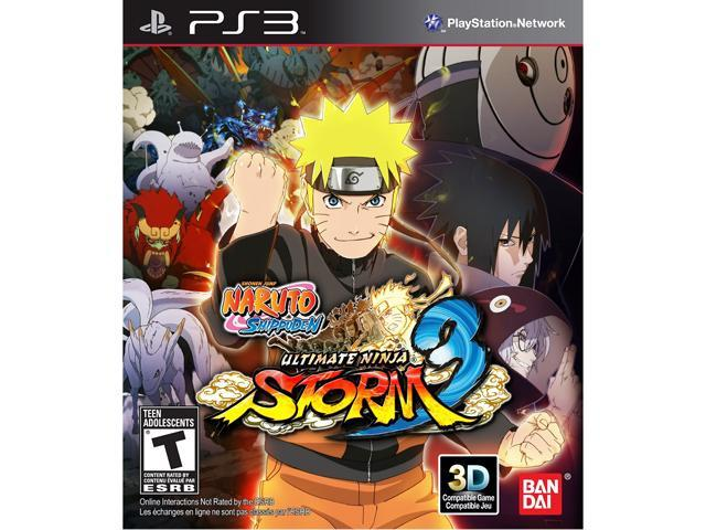 Naruto Shippuden: Ultimate Ninja Storm 3 PlayStation 3