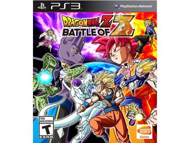 Dragon Ball Z: Battle of Z PlayStation 3