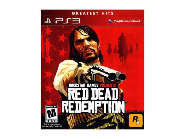 Red Dead Redemption Playstation3 Game