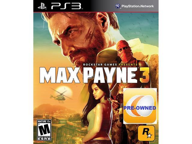 Pre-owned Max Payne 3 PS3
