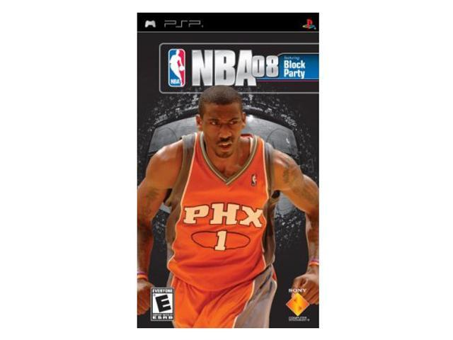 NBA 08 PSP Game SONY