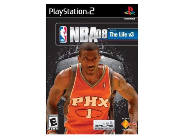 NBA 08 Featuring the Life Game