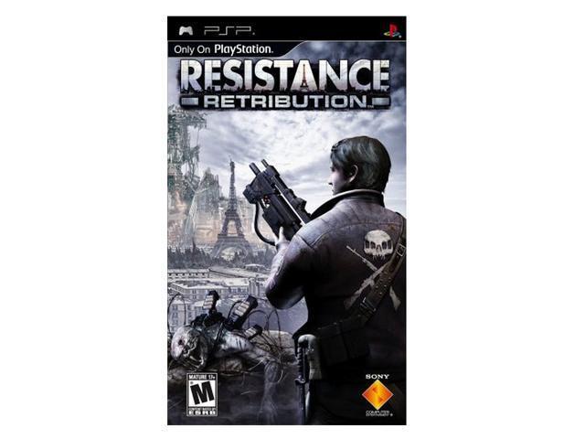 Resistance: Retribution PSP Game SONY