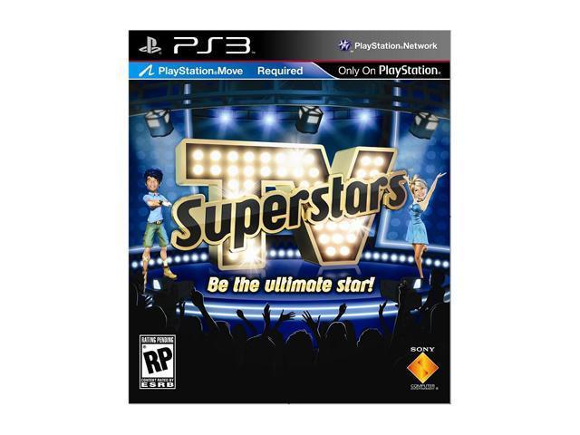 TV Superstars Playstation3 Game