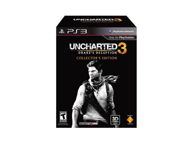 Uncharted 3 Collector Edition Playstation3 Game