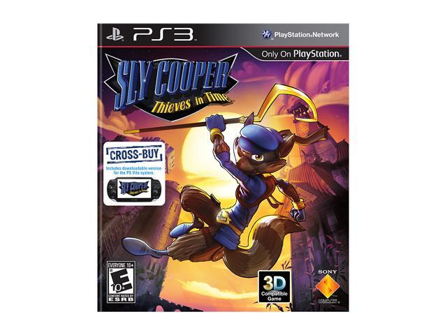 Sly Cooper: Thieves in Time PlayStation 3